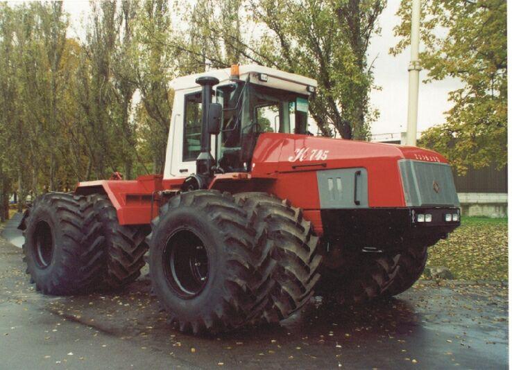 Kirovets trattori Post-606-1113667161