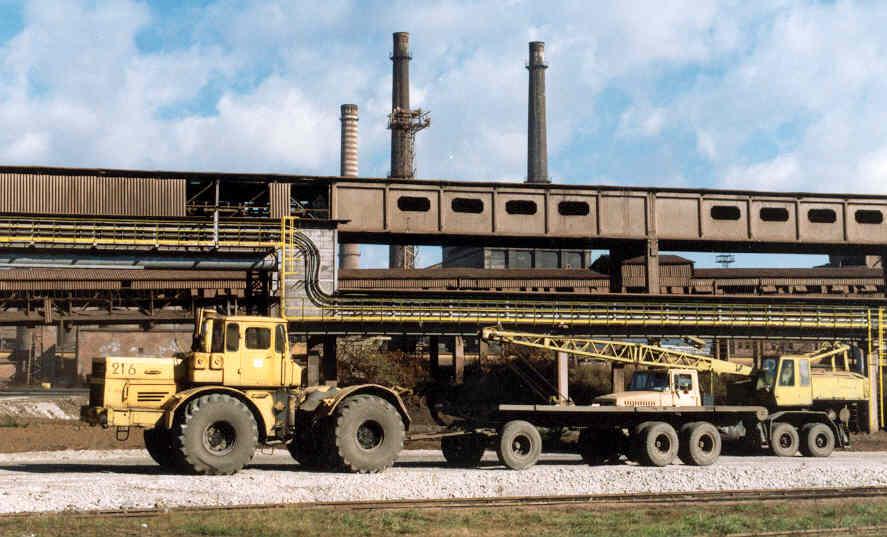 Kirovets trattori Post-96-1113498134