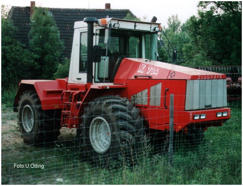 Kirovets trattori Post-147-1116765207