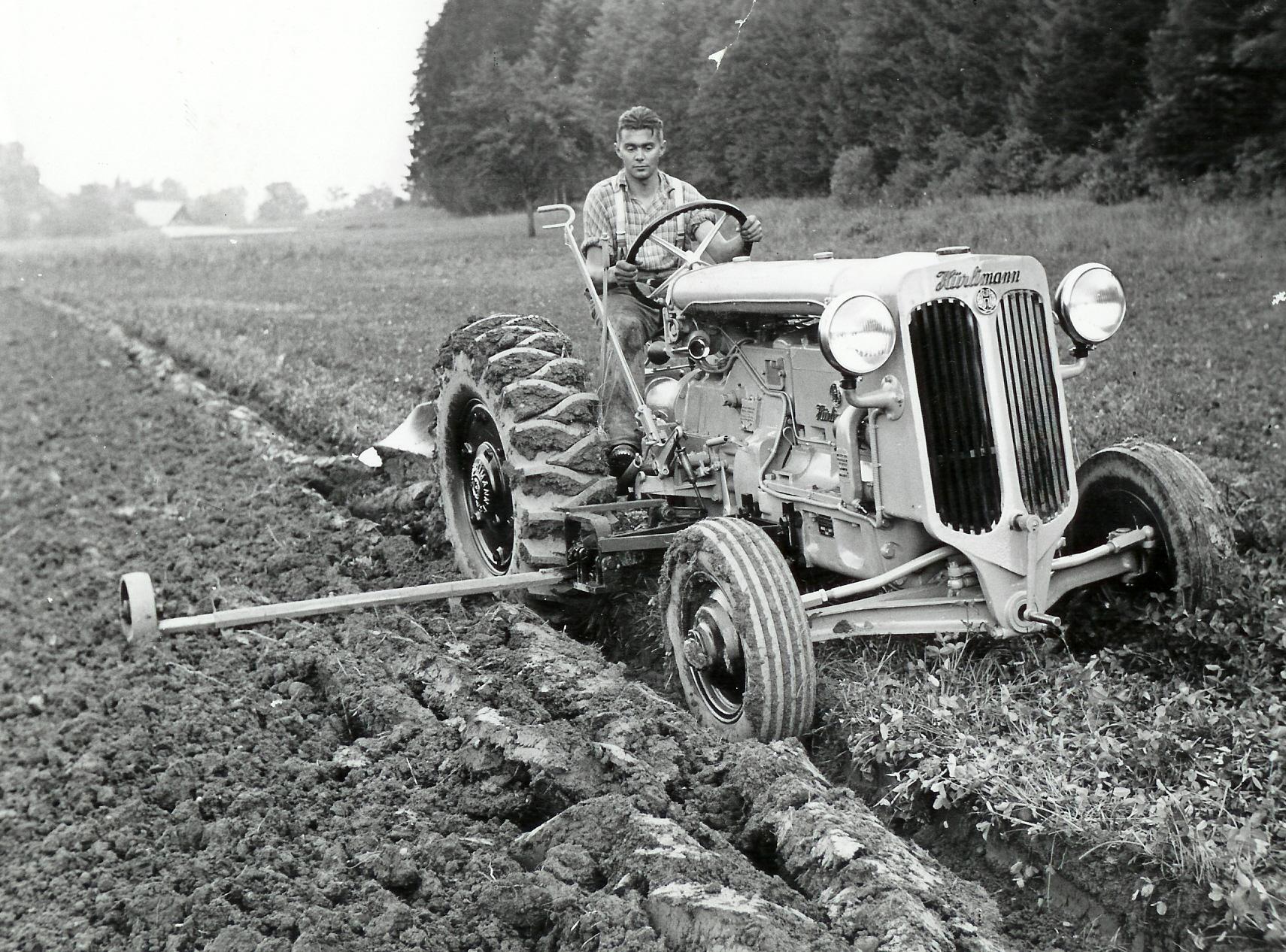 Hürlimann Traktoren - ausführliche Chronik 1929 bis 1983 - Schlepper ...