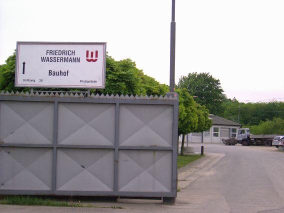 friedrich wassermann k ln baufirmen baumaschinen. Black Bedroom Furniture Sets. Home Design Ideas