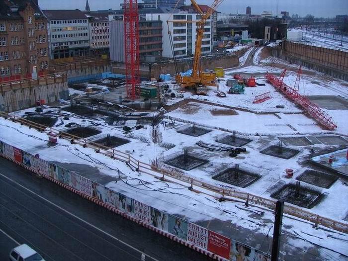 Ece Ernst August Galerie Hannover Seite 13 Hoch Tiefbau Baumaschinen Bau Forum Bauforum24