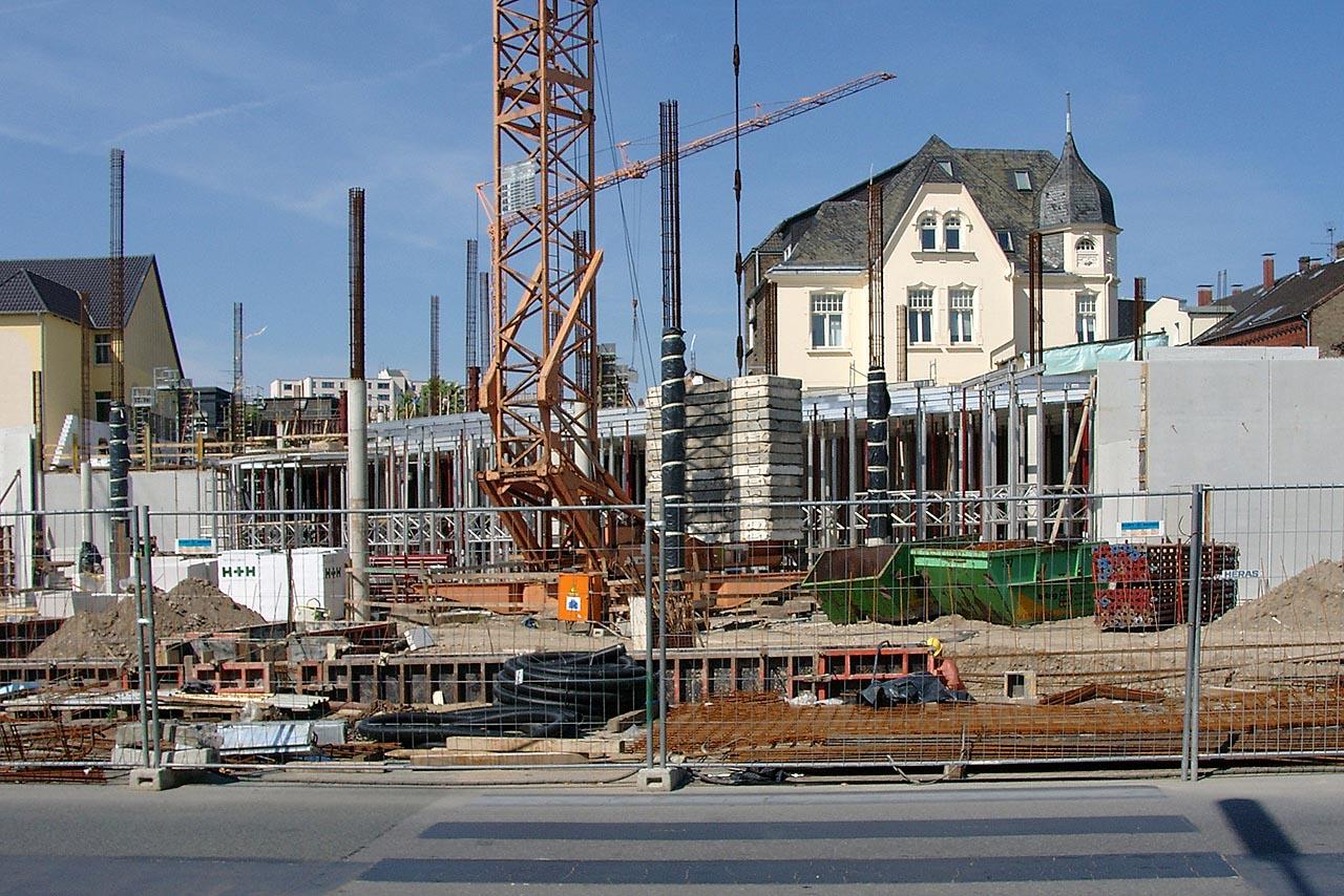 City Galerie in Peine - Hoch- & Tiefbau - Baumaschinen & Bau Forum -  Bauforum24