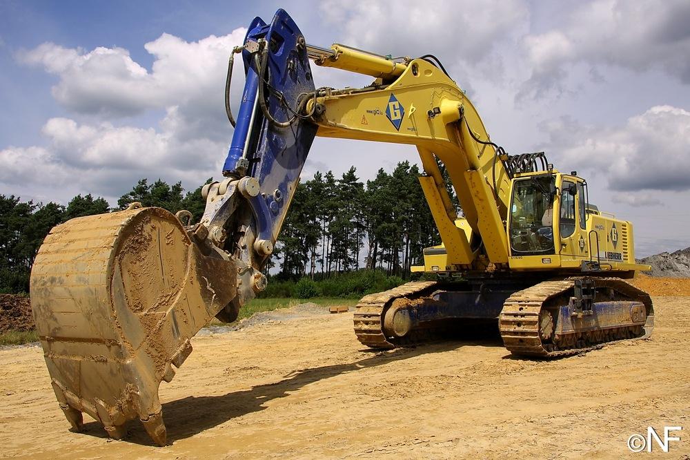 Bauunternehmen Luxemburg ausbau a7 route du nord luxemburg straßenbau baumaschinen