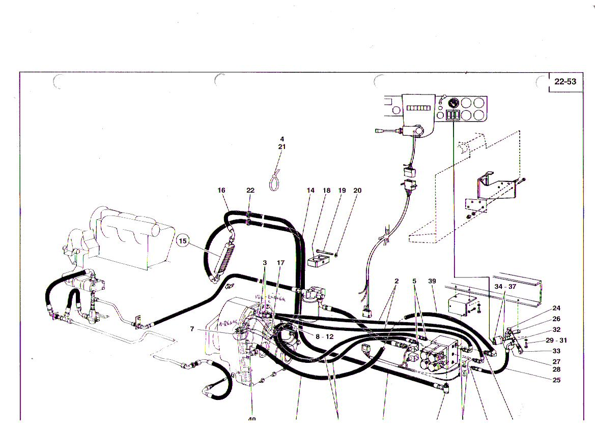 1993 mustang alternator wiring  diagram  auto wiring diagram