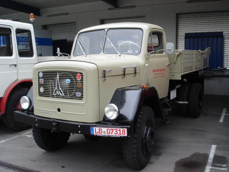 Mercedes Lkw Oldtimer Kaufen