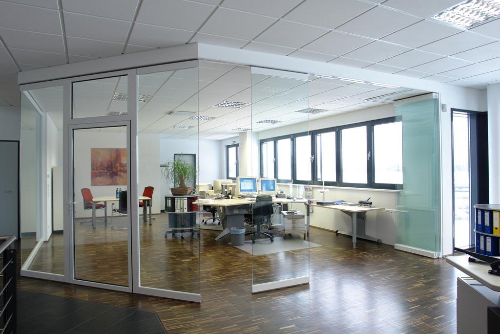 Sunflex optimiert glas schiebe w nde f r r ume hausbau allgemein baumaschinen bau forum - Wande streichen ohne rolle ...