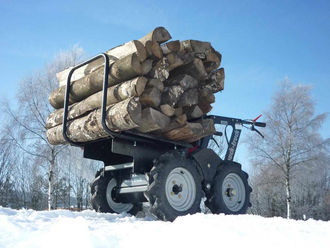 muck truck verkauft die 5000 maschine in deutschland dumper muldenkipper baumaschinen. Black Bedroom Furniture Sets. Home Design Ideas