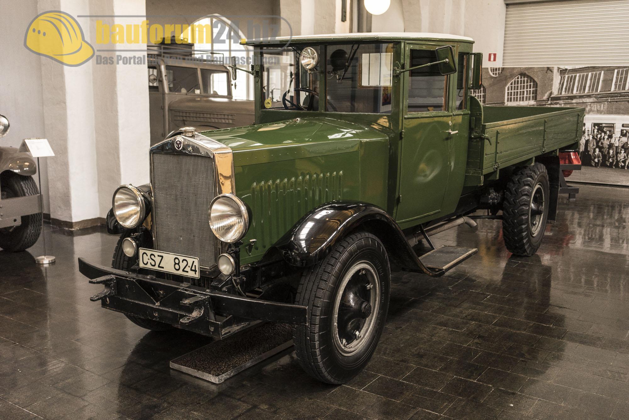 Fotostrecke: Scania Oldtimer Museum in Södertälje / Schweden ...