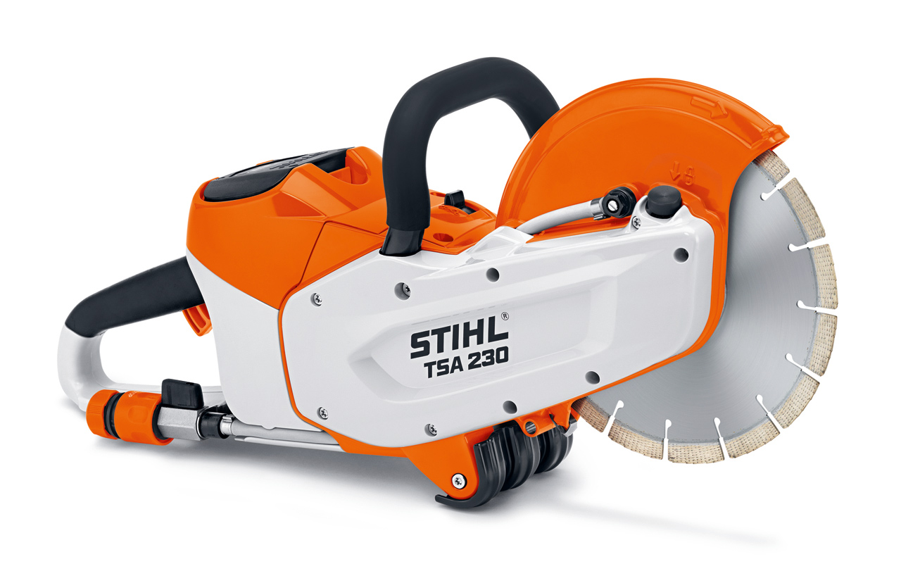 stihl tsa 230 akku trennschleifer mit 70 mm schnitttiefe bauger te werkzeuge baumaschinen. Black Bedroom Furniture Sets. Home Design Ideas