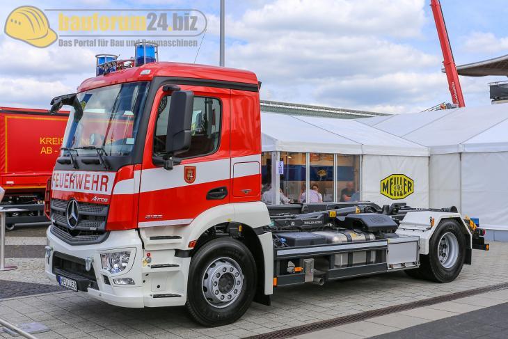 Fotostrecke interschutz 2015 in hannover seite 6 for Mercedes benz c380