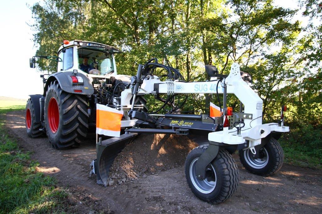 stehr sug 40 t anbaugrader mit knickschar f r traktoren. Black Bedroom Furniture Sets. Home Design Ideas