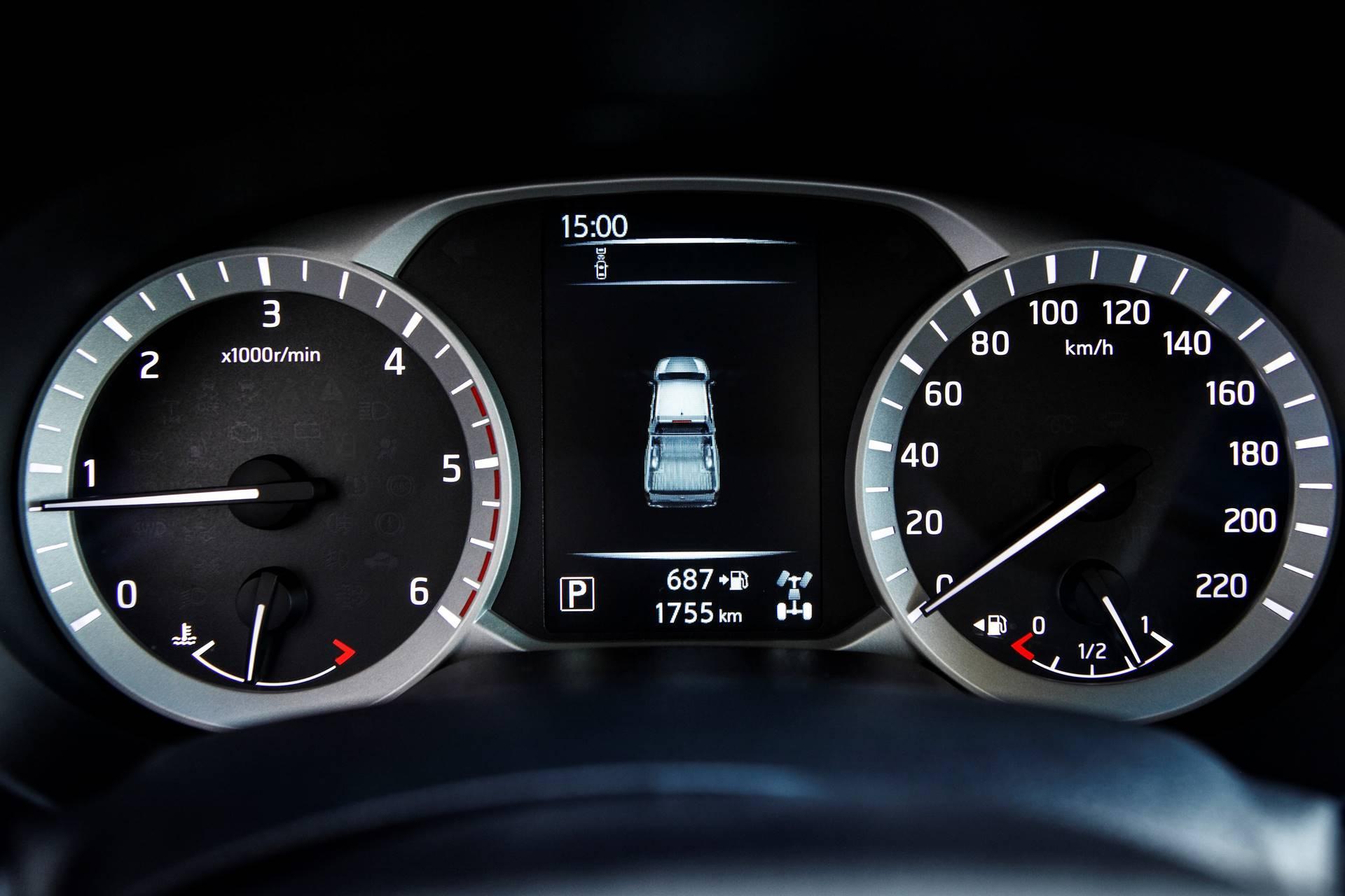 Nissan Navara Pick-up 2016 - Nissan - Baumaschinen & Bau ...