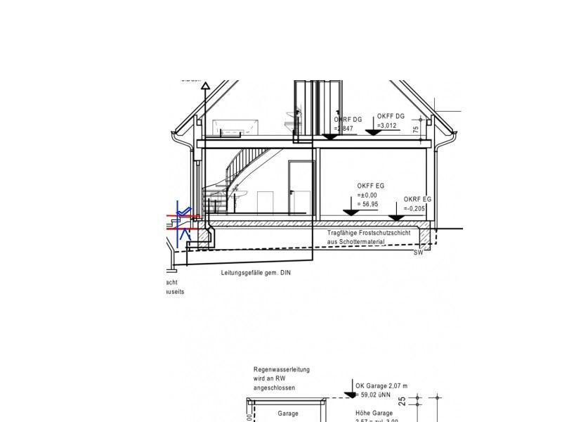 Hohe Der Fundamente Der Garage Seite 2 Hausbau Allgemein