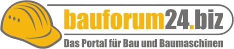 Baumaschinen & Bau Forum - Bauforum24