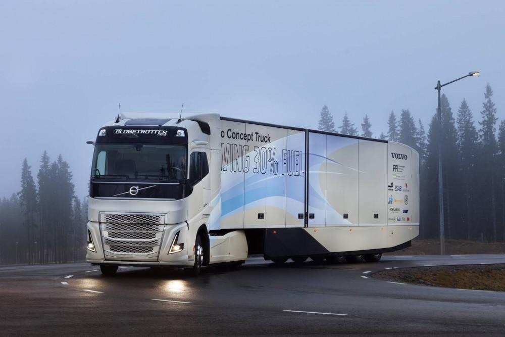 Volvo Concept Truck Konzeptfahrzeug 2017