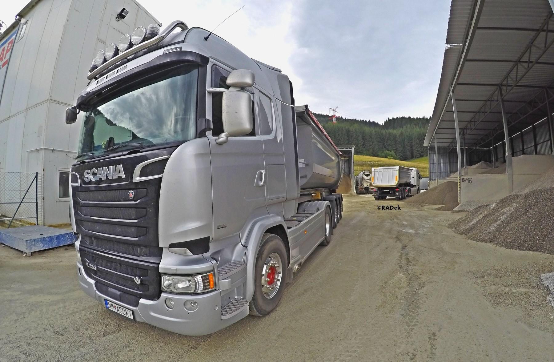 Scania Baufahrzeuge - Seite 45 - SCANIA - Baumaschinen & Bau Forum