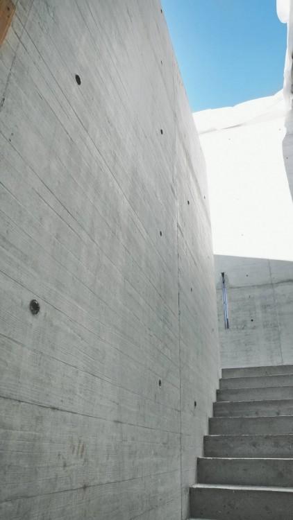 Doka Schalung an neuem KTM Museum