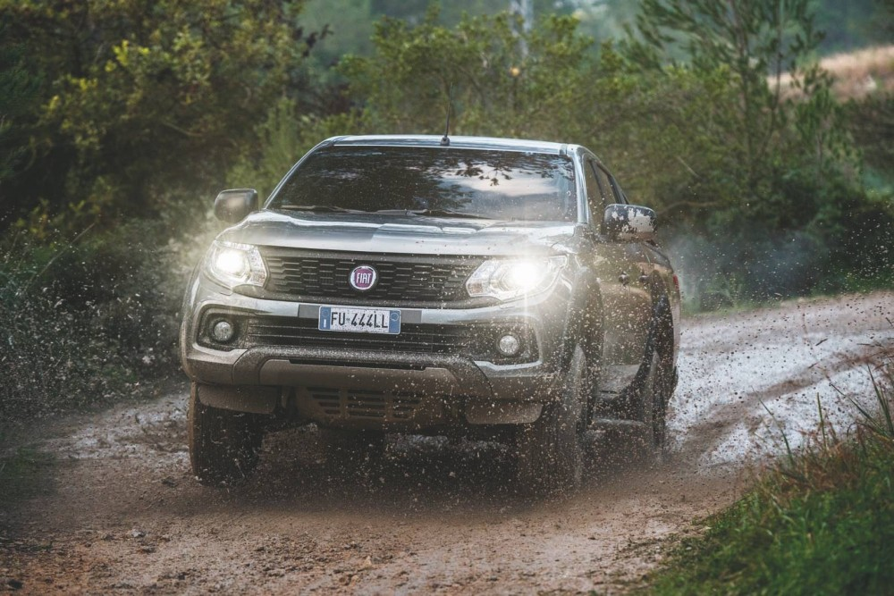 Fiat Fullback Cross Pickup 2017