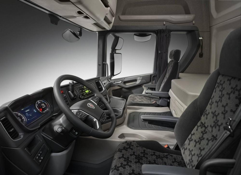 Scania G-Fahrerhaus