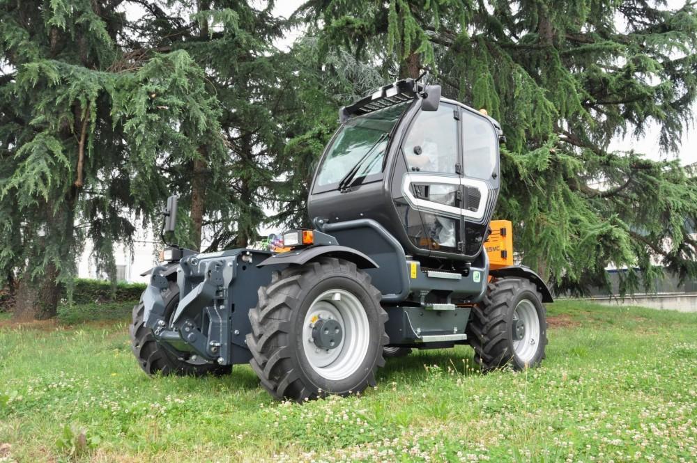 MerloGeräteträger-Traktor MM135MC