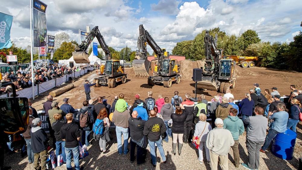 NordBau 2017 Demoshow