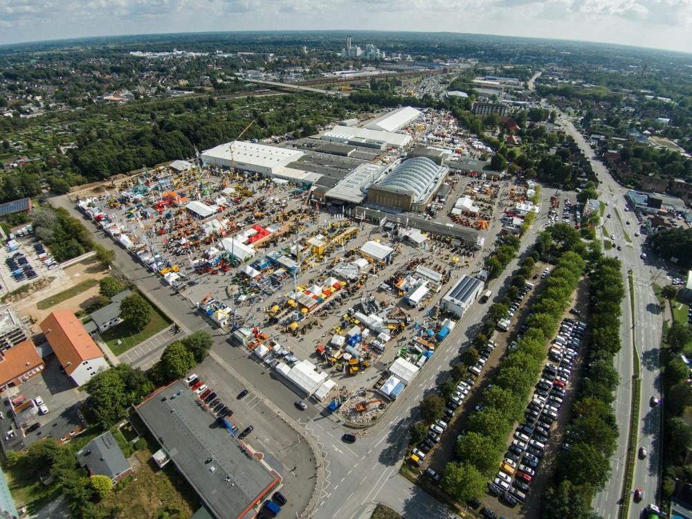NordBau 2017 Holstenhallen Neumünster