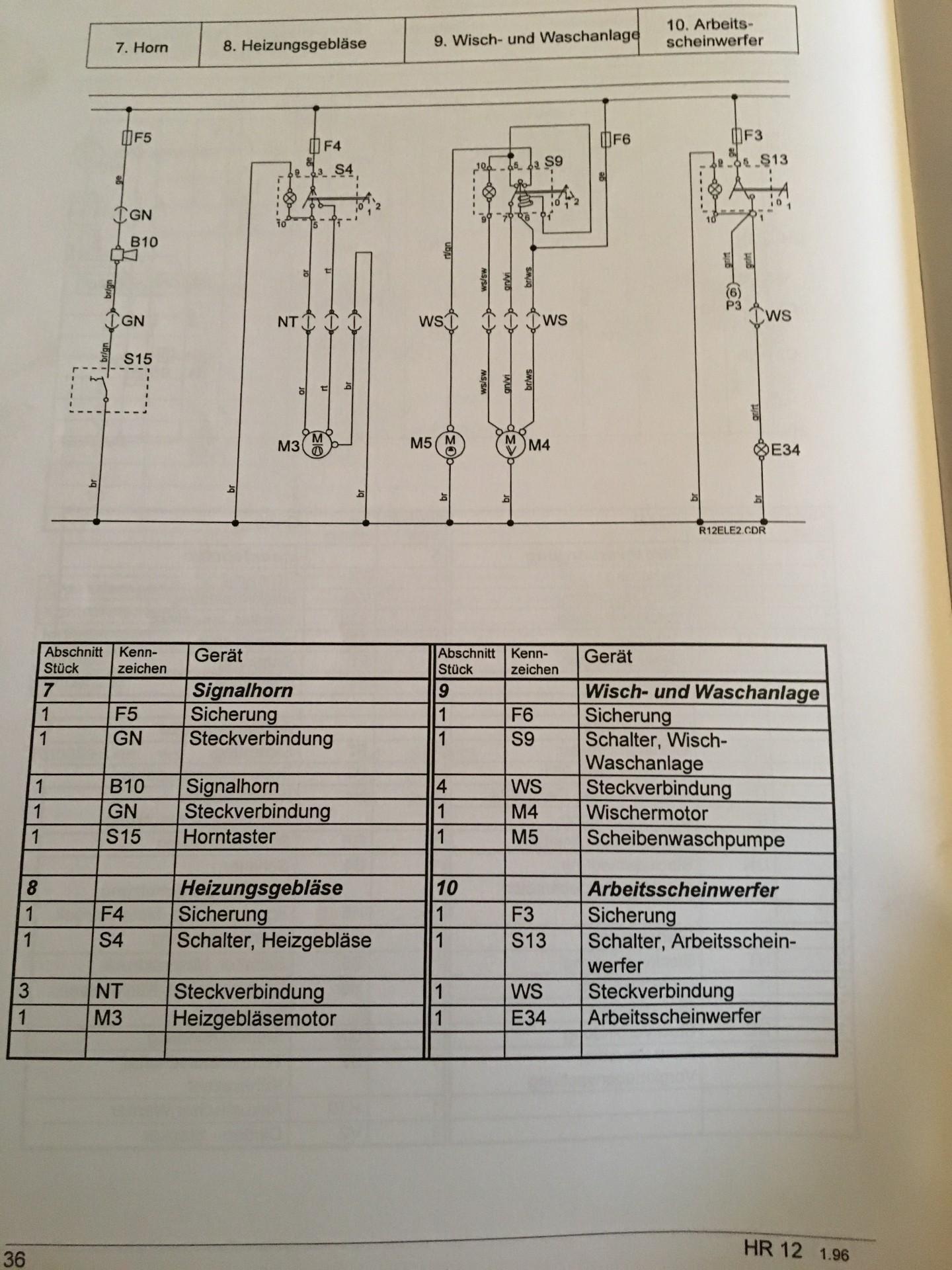 Nett Schiffstachometer Schaltplan Ideen - Schaltplan Serie Circuit ...