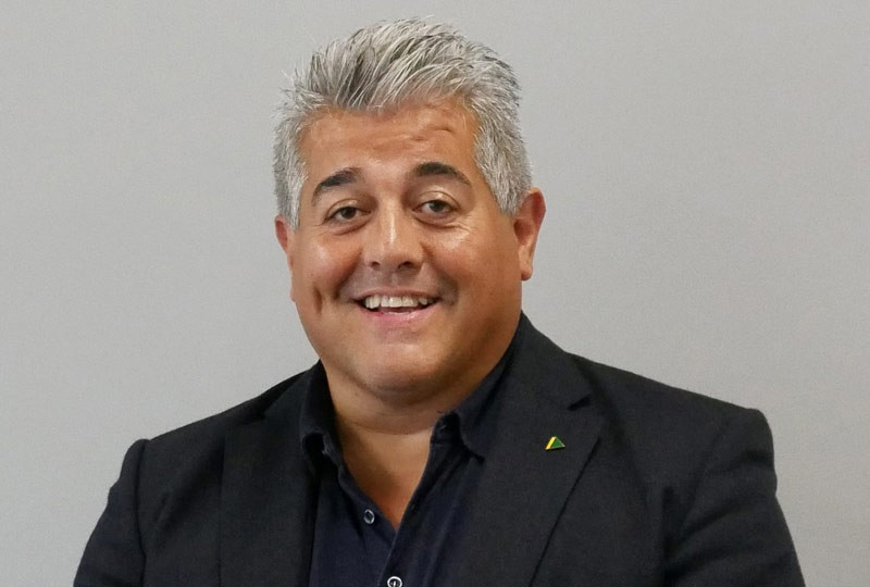 Alain Worp, Managing Director HCEE