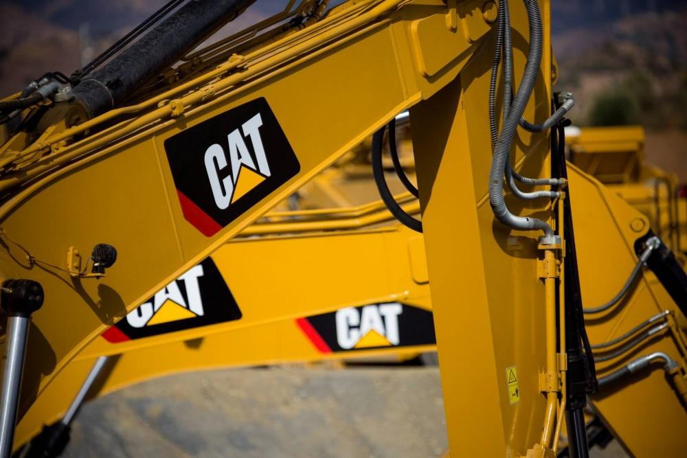 Cat 320, Cat 320 GC und Cat 323 bei den Challenger Days 2017 in Malaga
