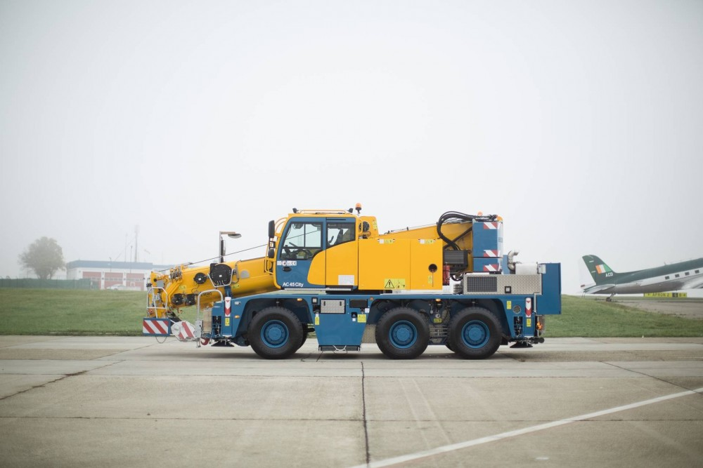 Demag AC 45 City Mobilkran