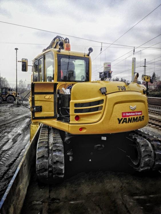 Kurzheckdes Yanmar SV120