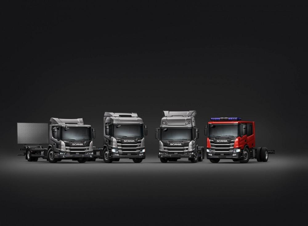 Scania L-Baureihe
