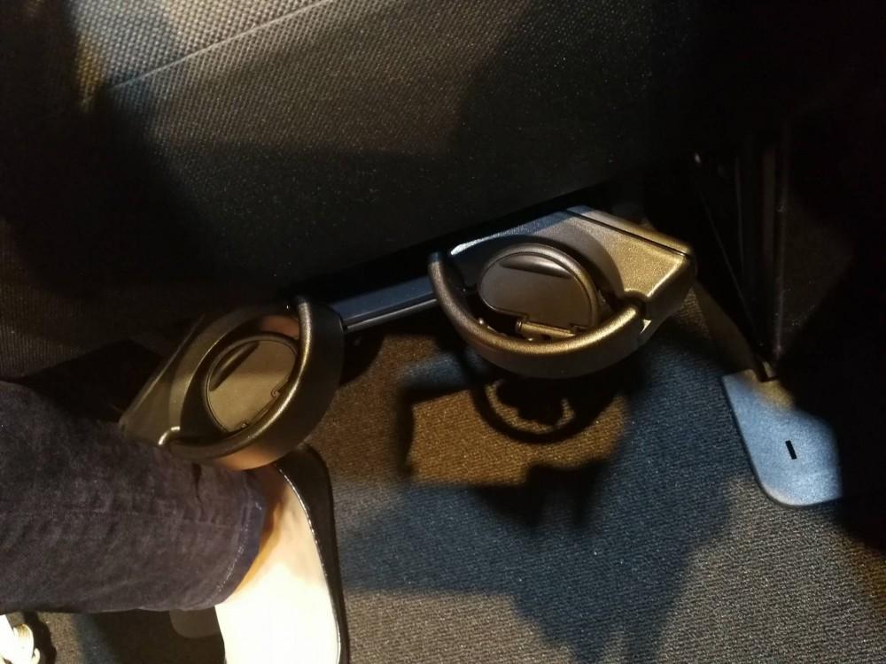 Mercedes-Benz Sprinter 2018Sitze