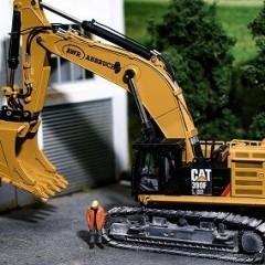 Cat 390F