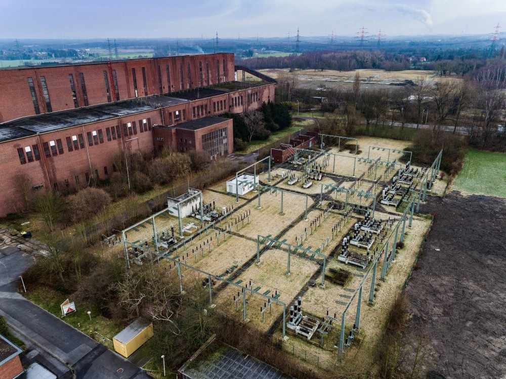 Kraftwerk Knepper | Hagedorn kauft Kohlekraftwerk in Dortmund