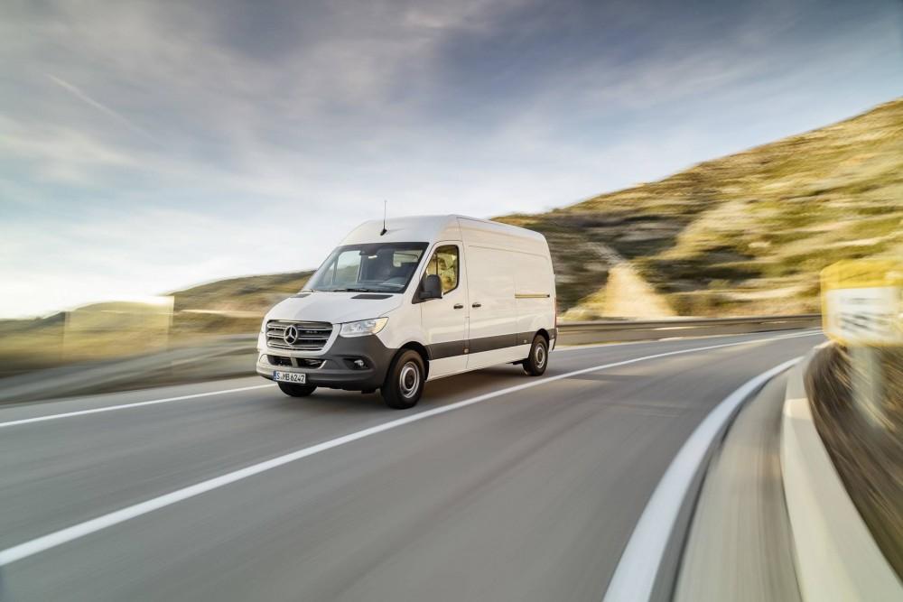Sprinter 2018 von Mercedes-Benz