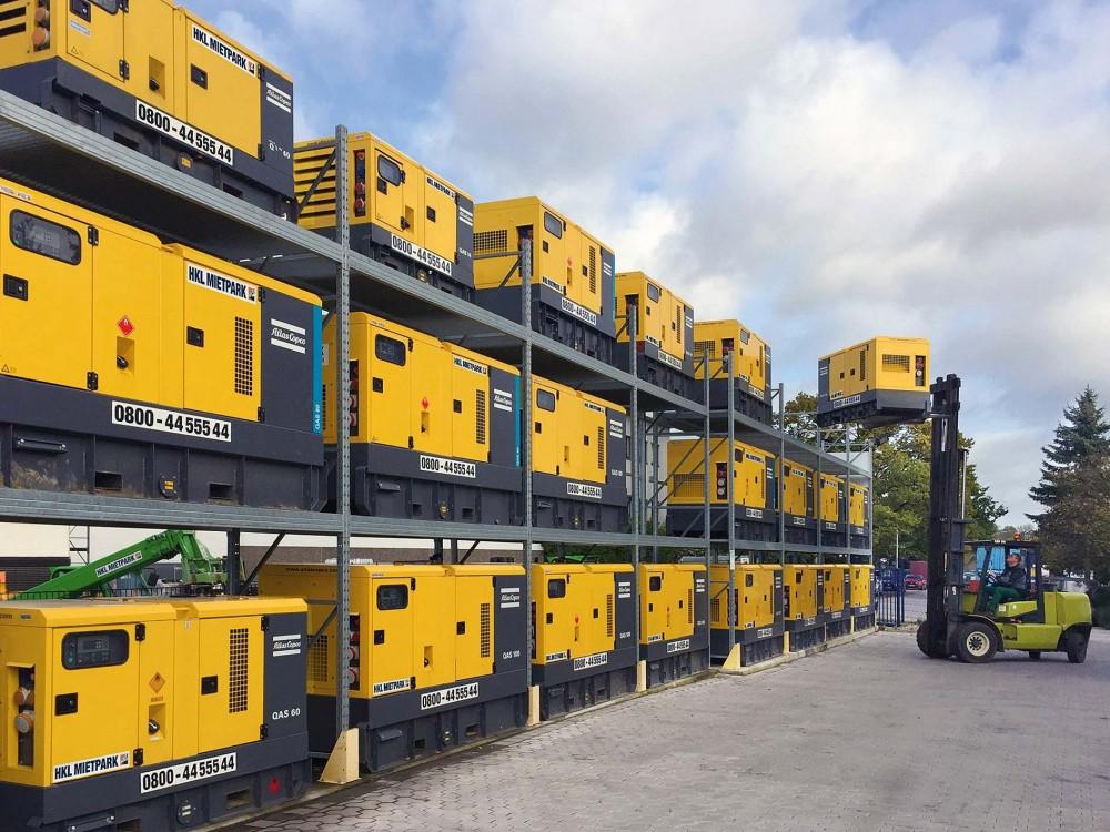 In den sechs neuen Stromcentern bündelt HKL seine Kompetenz rund um Strom und Lichtenergie