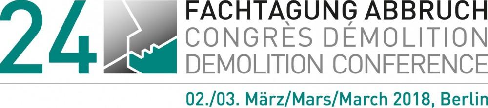 Fachtagung Abbruch 2018 in Berlin