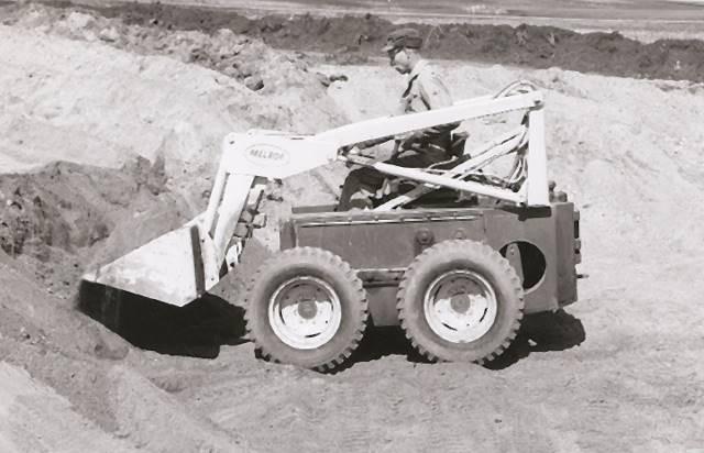 Melroe M-440