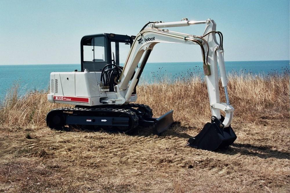 Bobcat X335 von 1993