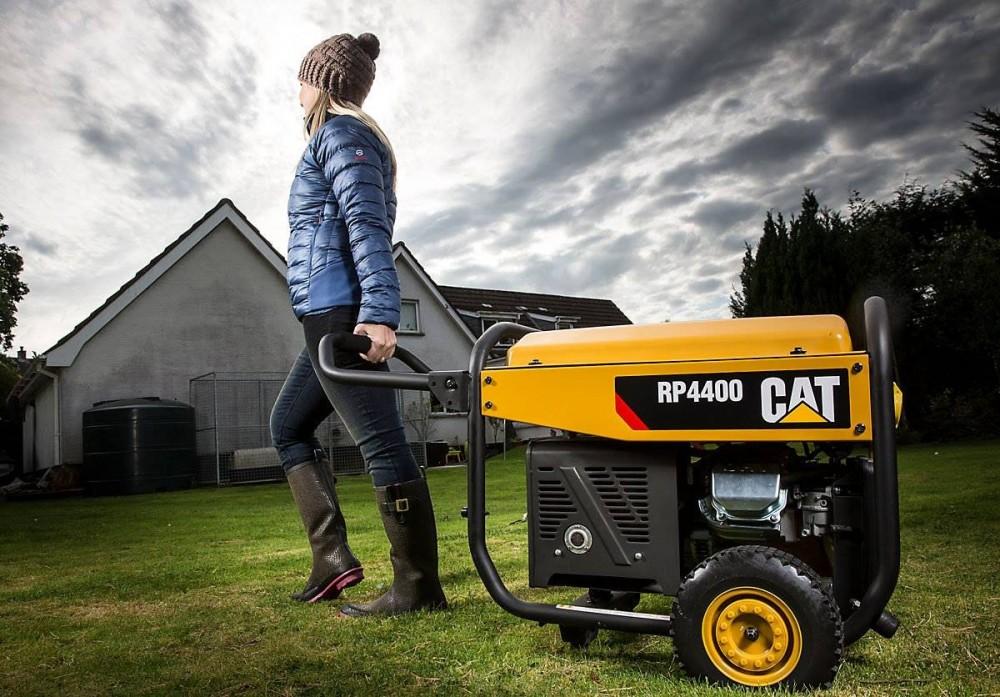 Cat RP4400 Generator