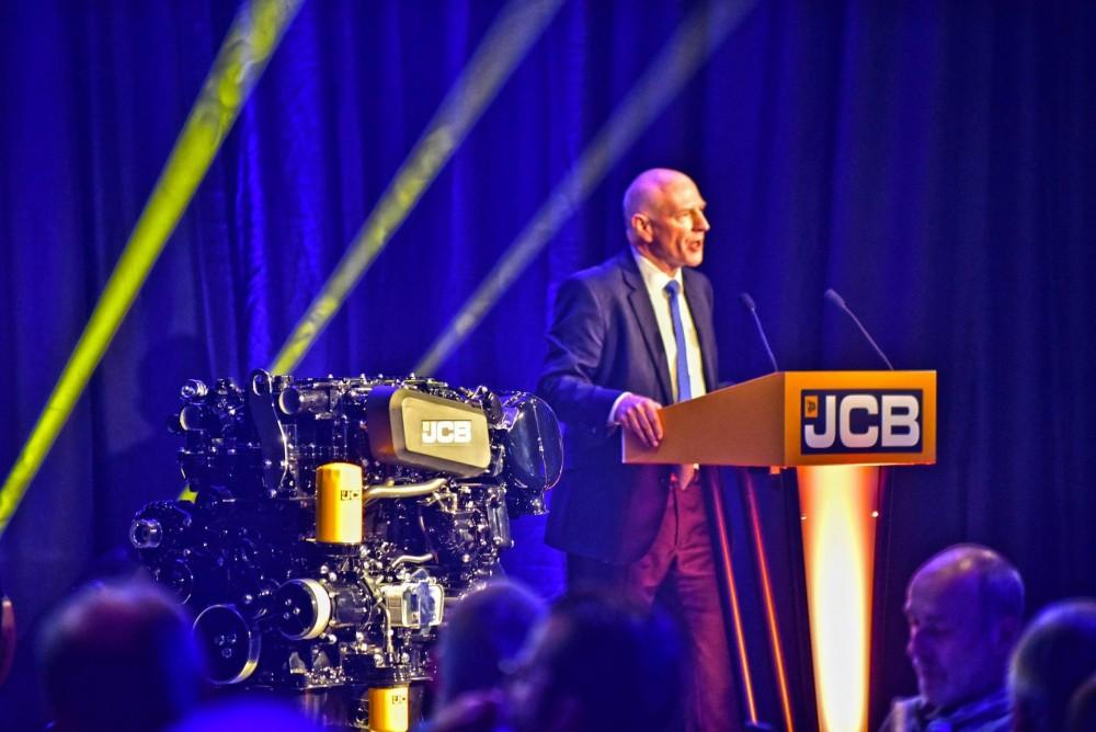 Die neuen Motoren der Abgasstufe V von JCB stehen bereit
