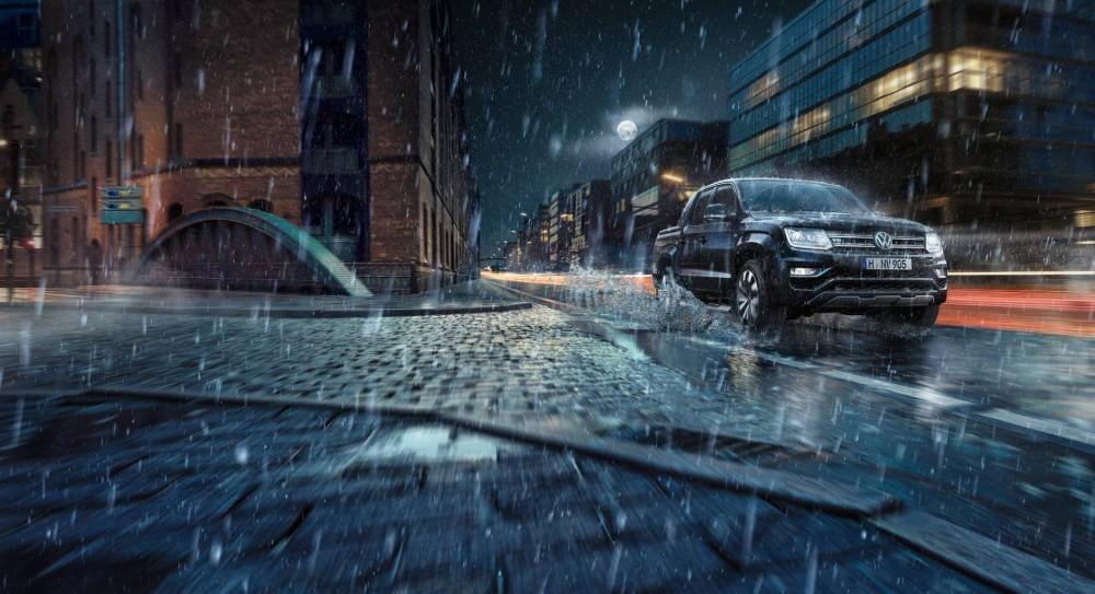 Amarok von Volkswagen Nutzfahrzeuge mit neuer 190 kW starker Topmotorisierung