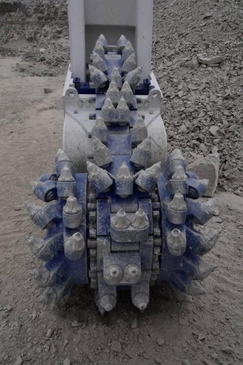 KEMROC Kettenfräse Erkator EK 140