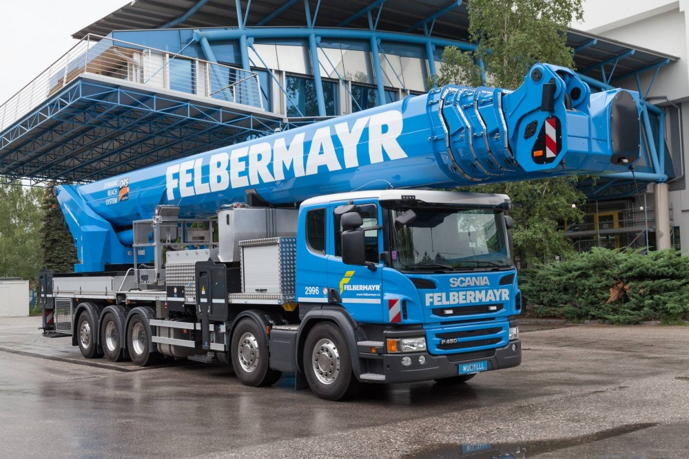 RuthmannSKYperformance STEIGER T 900 HF von FELBERMAYR