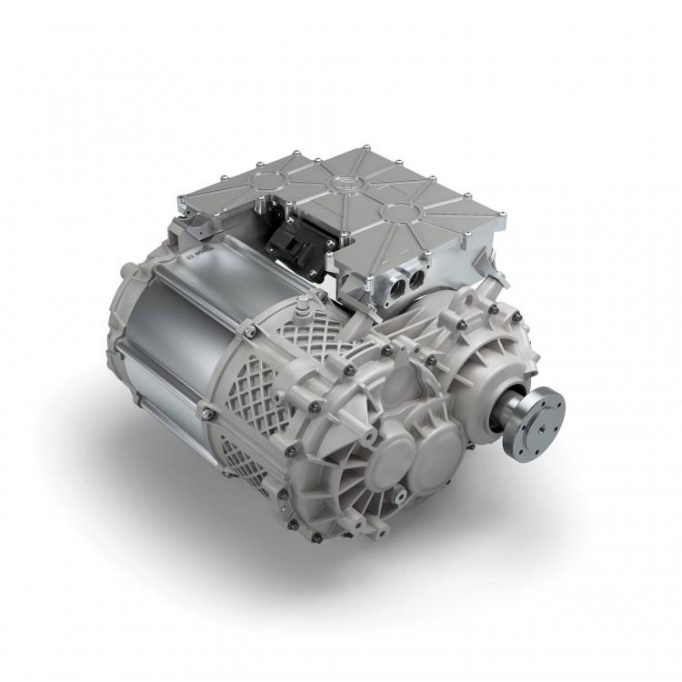 Bosch eAchse für PWK