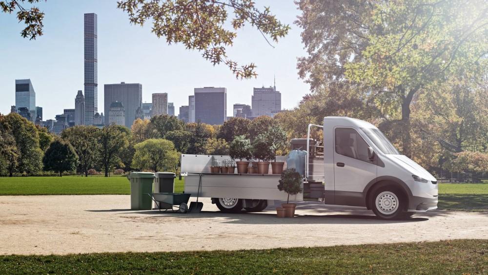 BoscheCityTruck Antriebslösungen für den innerstädtischen Lieferverkehr