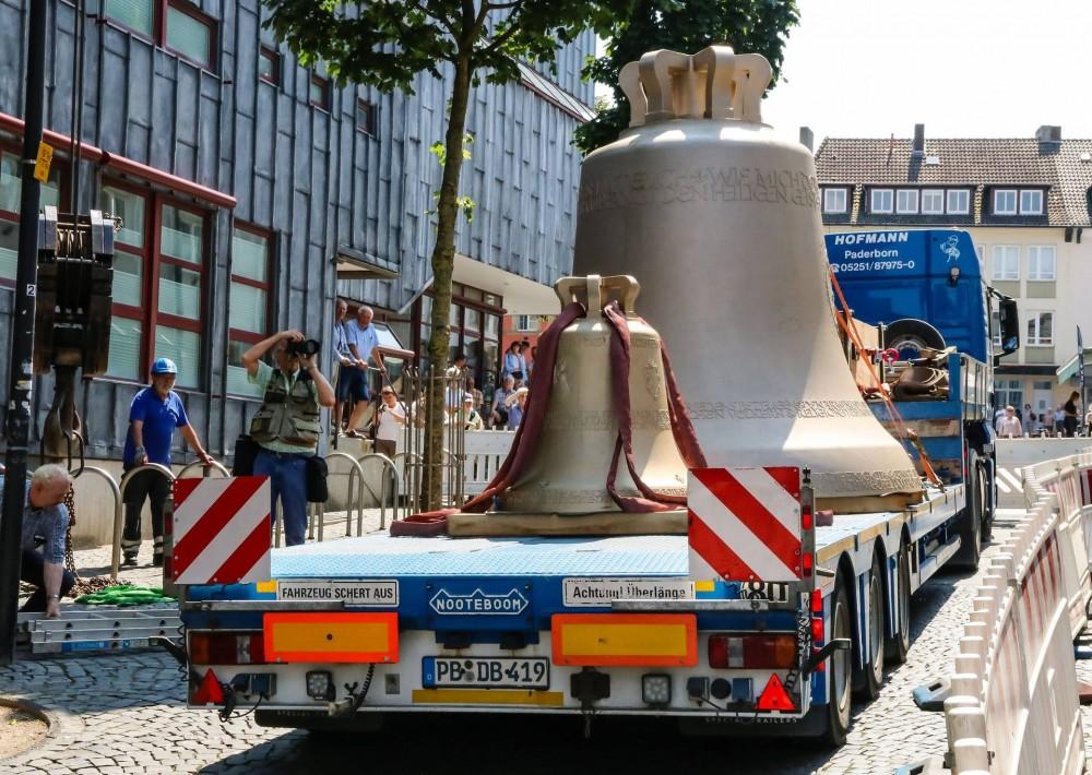 Beeindruckende Glockenkunst aus Zinnbronze