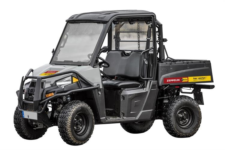 Polaris Ranger von Zeppelin Rental